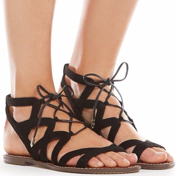 2ab89bc2c60 NEW Sam Edelman Gemma Gladiator Sandals 8.5